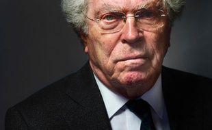 L'ancien ministre Pierre Joxe en décembre 2014.