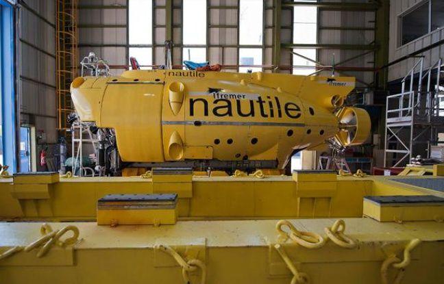Le nautile de l'Ifremer a déjà réalisé de prestigieuses missions, comme l'exploration du Titanic