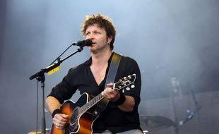 Bertrand Cantat est de retour sur scène avec le groupe Détroit formé avec Pascal Humbert.