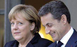 Angela Merkel et Nicolas Sarkozy ont été les cibles des grandes oreilles de la NSA.