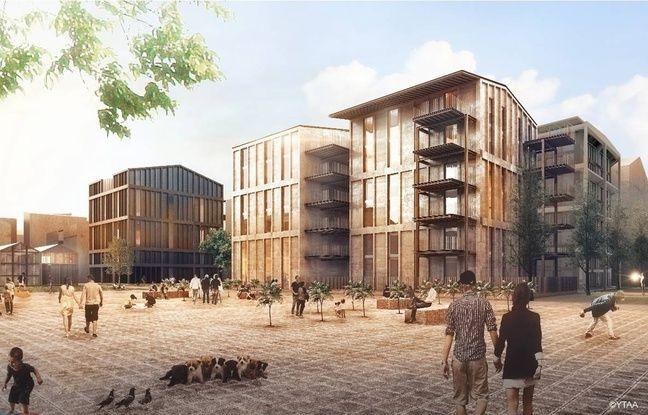 Le projet prévoit la construction de 4950 logements d'ici 5 à 10 ans.