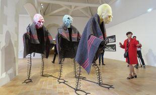 Plus de 93.000 visiteurs ont découvert l'exposition Pinault cet été au Couvent des Jacobins à Rennes