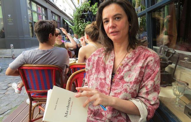 Marie Debray, auteure de