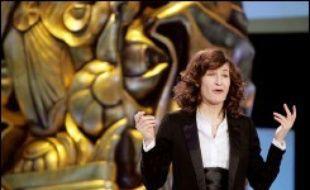 """Meilleure actrice dans un second rôle : Valérie Lemercier (""""Fauteuils d'orchestre"""")"""