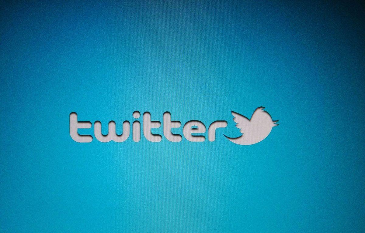 Illustration logo twitter – SALOM-GOMIS SEBASTIEN/SIPA