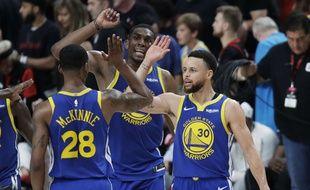 Les Warriors tenteront de soulever leur troisième trophée en trois ans.