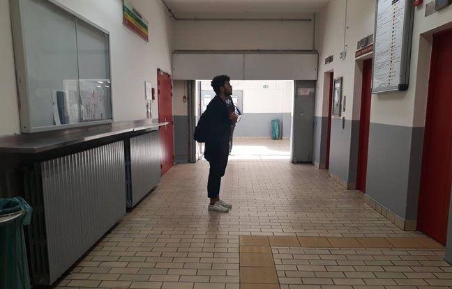 Le site de Tolbiac (13e arrondissement) en septembre 2018