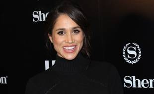 L'actrice Meghan Markle à New York