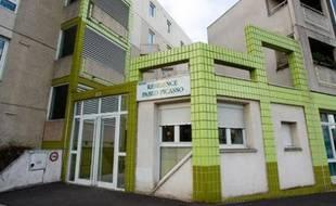 La résidence Pablo-Picasso à Bagneux où a eu lieu l'agression.