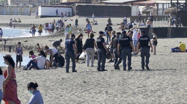 Des «chômeurs» en Italie pour surveiller le déconfinement ? Le vrai du faux