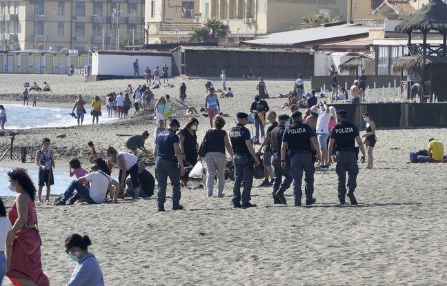 Le « gouvernement italien » utilise-t-il des « chômeurs » pour surveiller le déconfinement? Le vrai du faux