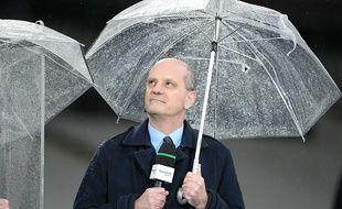 Jean Michel Blanquer, le 26 mars 2021 au Stade de France, à Saint-Denis.