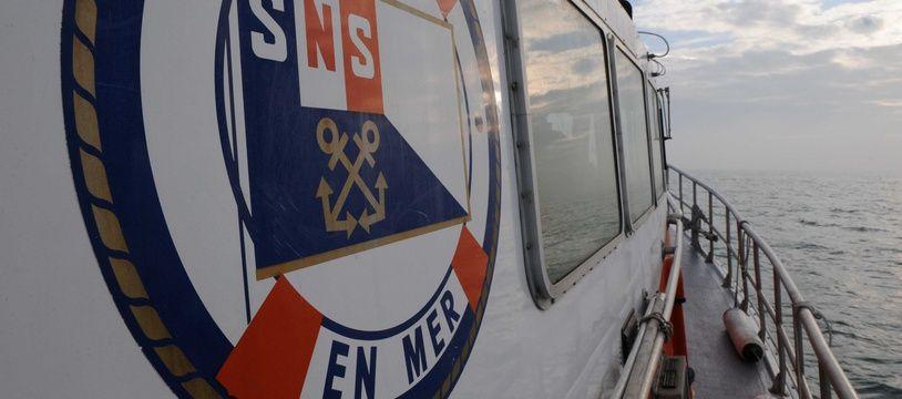 Un bateau de la SNSM (illustration).