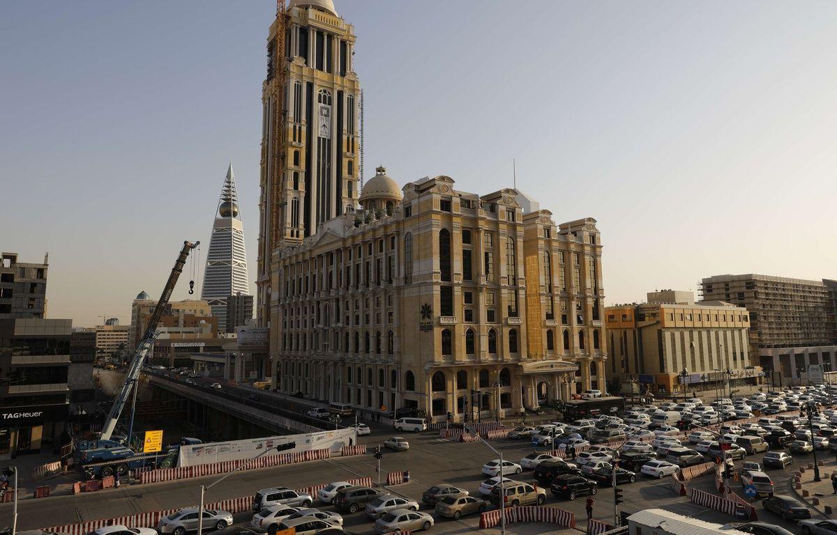 L'Arabie Saoudite se met elle aussi aux énergies renouvelables. – SIPA