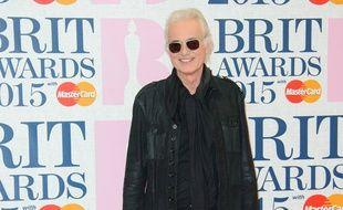 Le guitariste et fondateur de Led Zeppelin, Jimmy Page