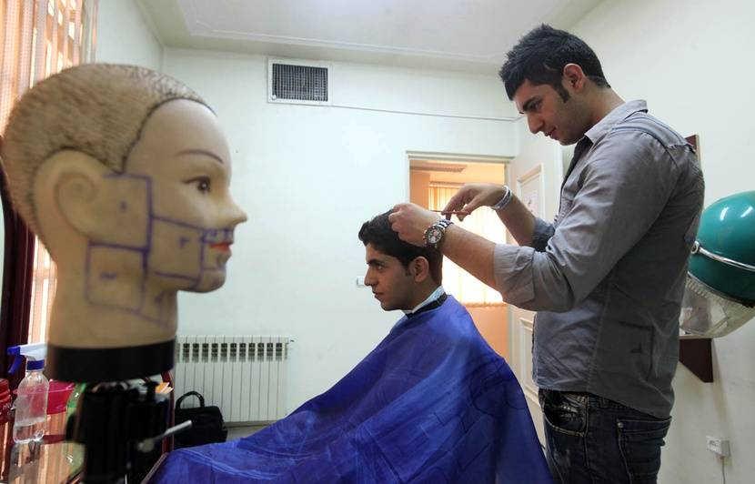 Se couper les sourcils femme islam