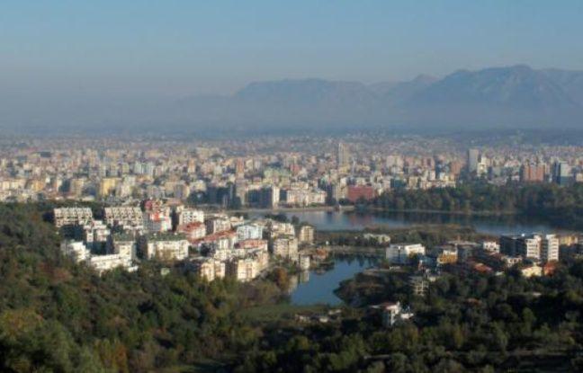 Fort séisme ressenti en Albanie, scènes de panique à Tirana