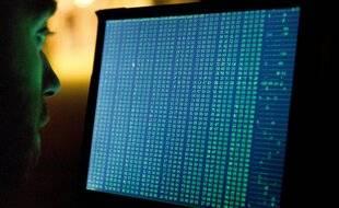 Des lignes de code sur un ordinateur.