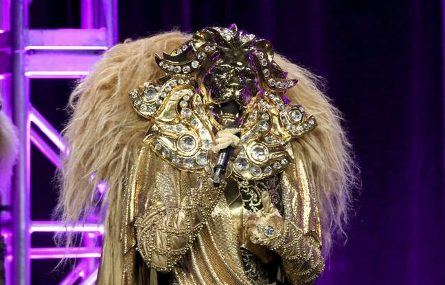 TF1 s'offre «The masked singer», une émission de chant totalement décalée, animée par Camille Combal