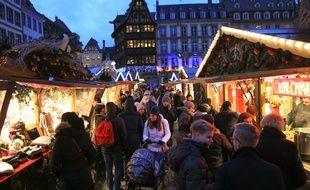 Petite révolution: Colmar double Strasbourg au concours du «Meilleur marché de Noël d'Europe» (Illustration)