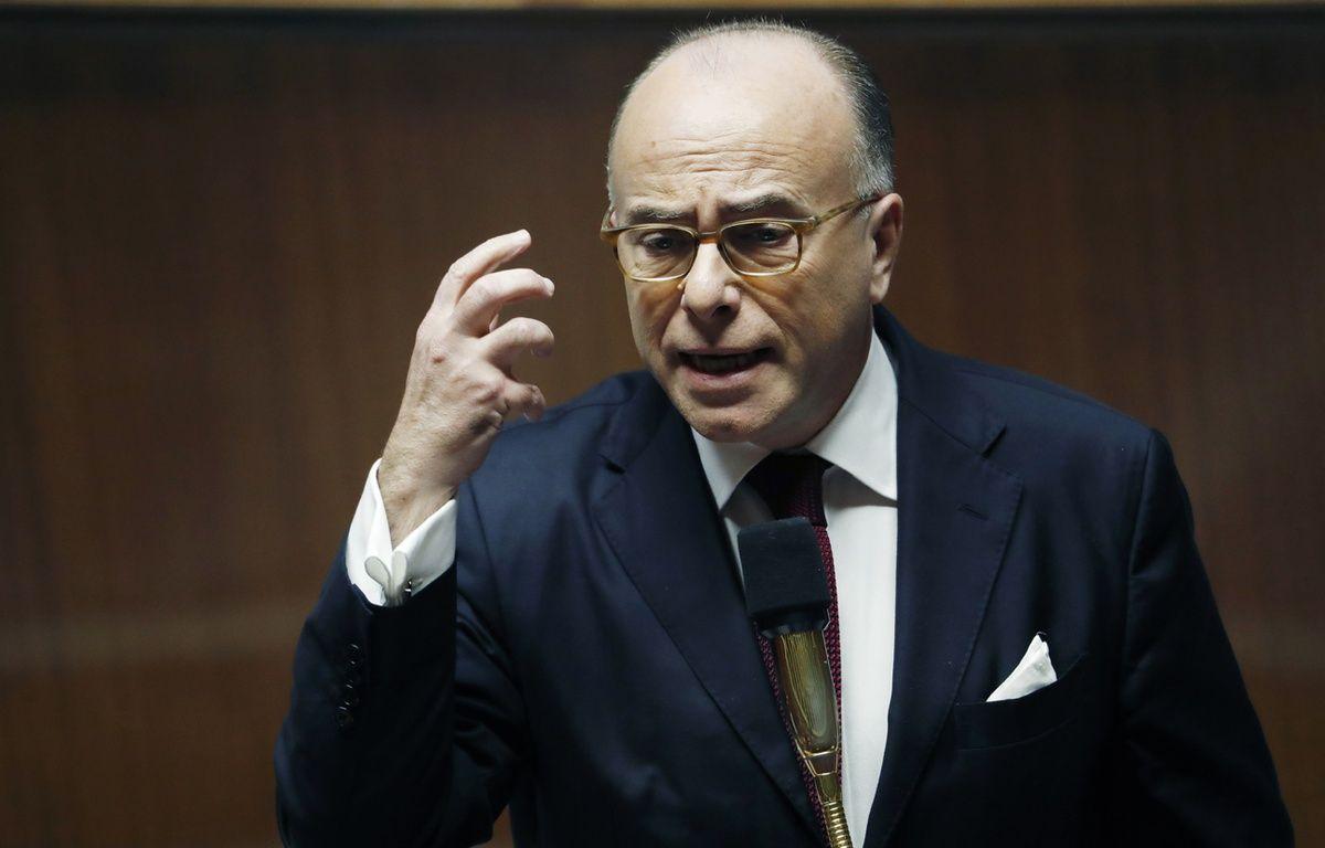 Bernard Cazeneuve, Premier ministre, le 13 décembre 2016 à l'Assemblée nationale – Patrick KOVARIK / AFP