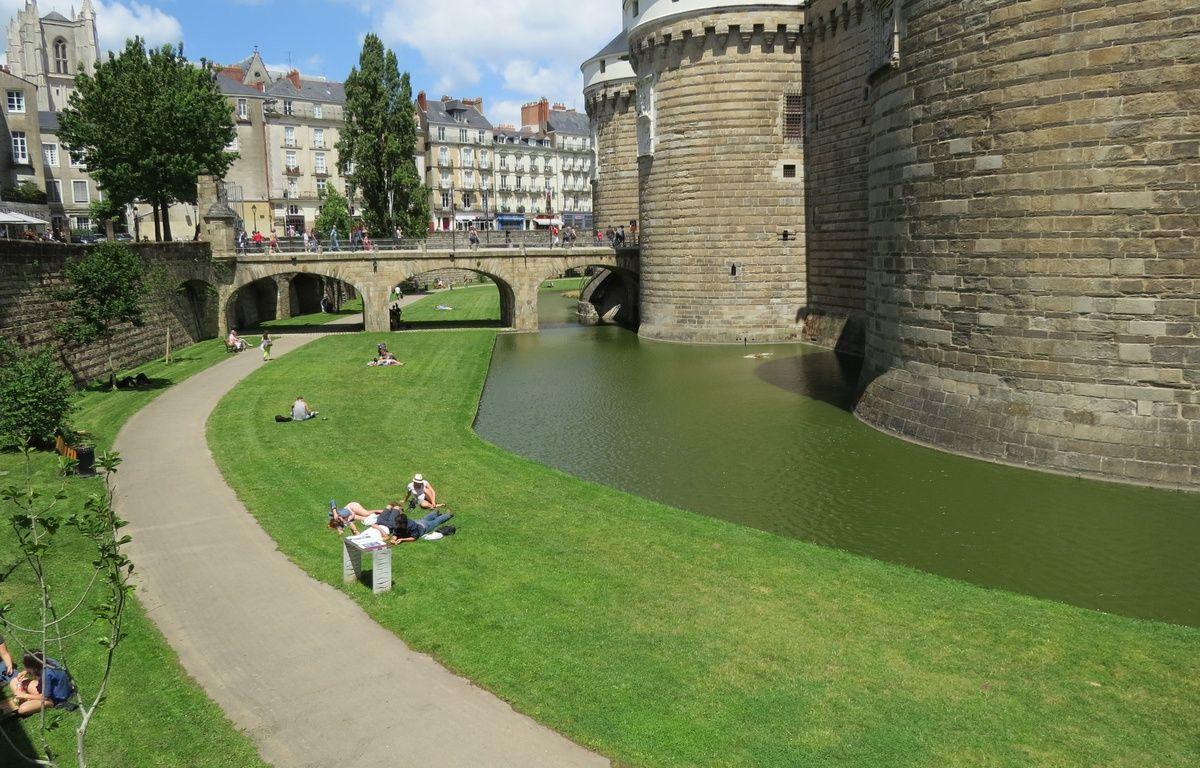 Nantes, le 7 septembre 2014: le château des ducs de Bretagne – Frederic Brenon / 20 Minutes