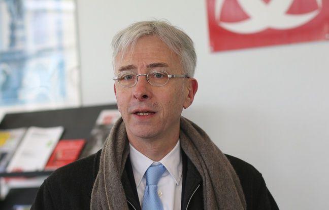 Le préfet de la Gironde Didier Lallement, lors du lancement de la police de sécurité du quotidien à Bordeaux, le 28 février 2018.