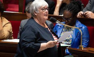 Jacqueline Gourault, la ministre de la Cohésion des territoires.