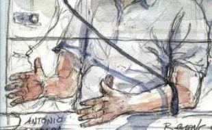 Antonio Ferrara, interrogé sur sa personnalité mercredi au procès de son évasion de 2003 à la cour d'assises de Paris, a oscillé entre un peu de sérieux et beaucoup de provocation, éludant tout ce qui a trait à son parcours de délinquant tombé dans le grand banditisme.