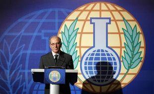 L'Organisation pour l'interdiction des armes chimiques (OIAC), au cœur de la périlleuse mission de démantèlement de l'arsenal chimique syrien, a reçu le Nobel de la paix vendredi pour ses efforts visant à débarrasser la planète de ces armes de destruction massive.