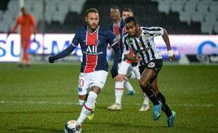 Neymar et les Parisiens ont fort à faire à Angers.