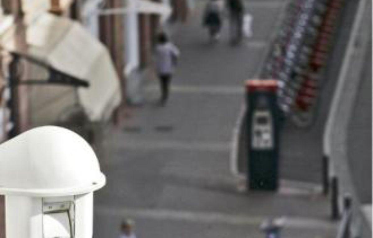Depuis 2007, 17 caméras sont installées dans le centre-ville de Toulouse. –  f . scheiber / 20 minutes