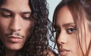 Hatik et Amel Bent ont dévoilé « 1 2 3 », leur premier duo, ce vendredi.
