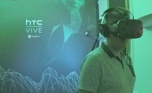 Une pièce de quelques mètres carrés, des capteurs, un casque VR et un PC gonflé à bloc sont nécessaires pour une expérience complète.