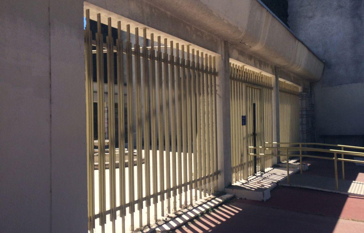 L'entrée des anciennes archives départementales – Nicolas Bonzom / Agence Maxele Presse