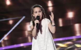 Manuela de The Voice Kids