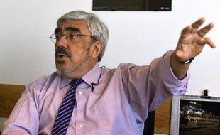 Milton Romani, secrétaire général du Conseil nation des drogues en Uruguay, le 28 octobre 2015