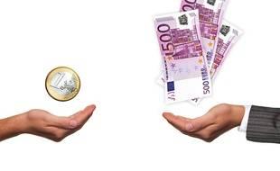 Illustration différence de richesses.