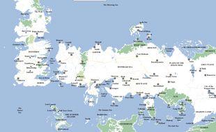 L'univers de Game Of Thrones propose un monde large et diversifié