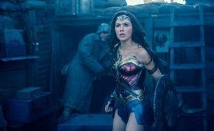 Gal Gadot dans Wonder woman de Patty Jenkins