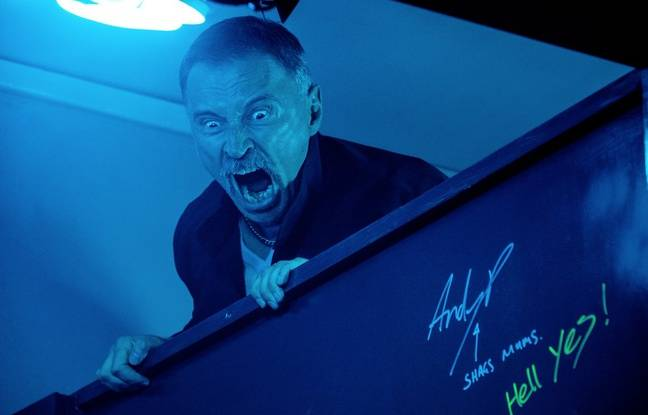 Robert Carlisle dans T2 Trainspotting de Danny Boyle