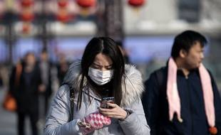 Le virus commence à s'étendre en Chine. La ville de Hanzhong, le 20 janvier 2020.