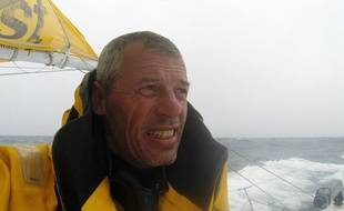 Selfie maritime de Sébastien Destremau, le 10 janvier dernier