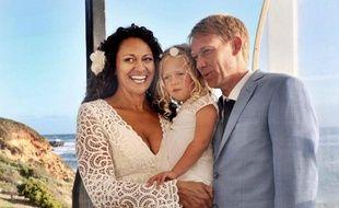 Aminah Hart est tombée amoureuse de son donneur de sperme anonyme et l'a épousé .