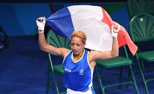 Mossely, championne olympique!
