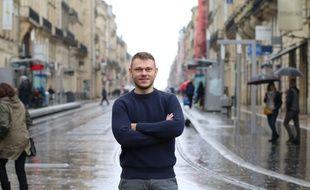 L'enseignant-chercheur Mickaël Baubonne a réalisé une étude sur la possibilité d'un métro à Bordeaux.