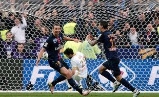 Le PSG a battu Lille en finale de la coupe de la Ligue