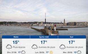 Météo Le Havre: Prévisions du samedi 26 juin 2021