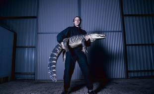 Le rappeur Roméo Elvis aime les crocos