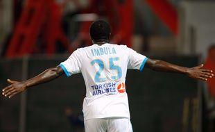 Imbula célèbre un but face à Saint-Etienne, en septembre 2013.